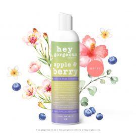 Hey Gorgeous - Apple & Berry Shampoo