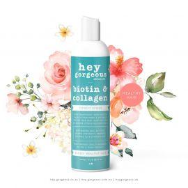 Hey Gorgeous - Biotin & Collagen Conditioner