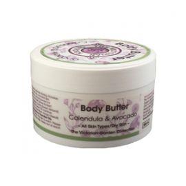 Victorian Garden Calendula & Avocado Body Butter