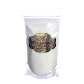 Victorian Garden Cedarwood & Rose Bath Salts