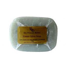 Victorian Garden Green Olive Soap