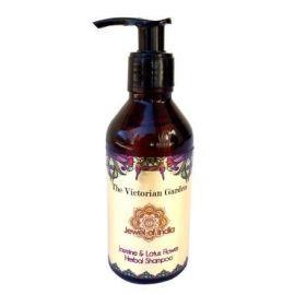 Victorian Garden Jasmine & Lotus Flower Herbal Shampoo