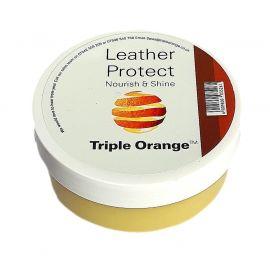 Triple Orange Leather Protect