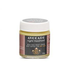 Naturals Beauty Avocado Night Treatment