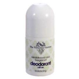 Victorian Garden Sandalwood & Bergamot Deodorant Roll On