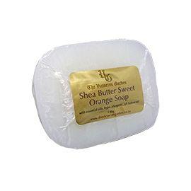 Victorian Garden Shea Butter & Sweet Orange Soap