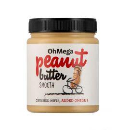 Oh Mega Smooth Peanut Butter 1kg