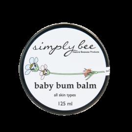 Simply Bee Baby Bum Balm