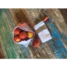 Freshbag Cotton Two Pack (Fruit & Veggies)