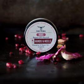 Pure Primal Hands & Heels - Rose