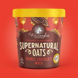 Wazoogles Oats Pot - Double Chocolate Maca