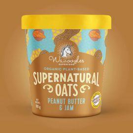 Wazoogles Oats Pot - Peanut Butter & Jam