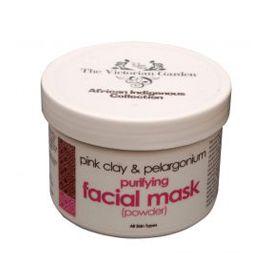 Victorian Garden Pink Clay and Pelargonium Facial Mask