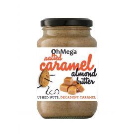 Oh Mega Salted Caramel Almond Butter