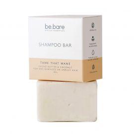 Be.Bare Tame that Mane Shampoo Bar